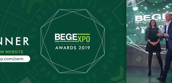 SUZOHAPP Wins Award for New Website at BEGE 2019