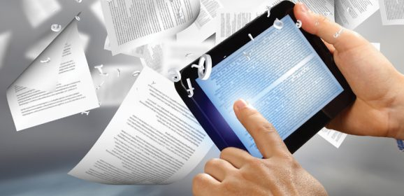 """BBSC initiative for administrative digitization   –   The """"paperless"""" initiative"""