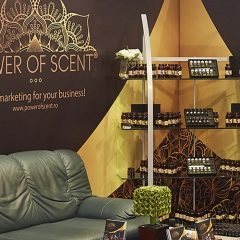 6 Power of Scent® benefits for business