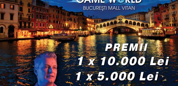 (Română) Vineri, serata italiana la Game World Bucuresti Mall