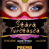 "Game World Bucuresti Mall va invita la o ""Seara turceasca"""