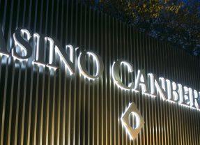 Casino Canberra, șarmul celui mic și cochet