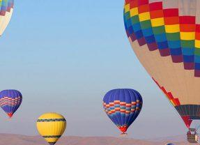 Cele mai scumpe tururi cu balonul cu aer cald din lume