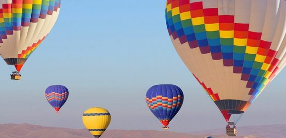 The most expensive hot air balloon rides in the world