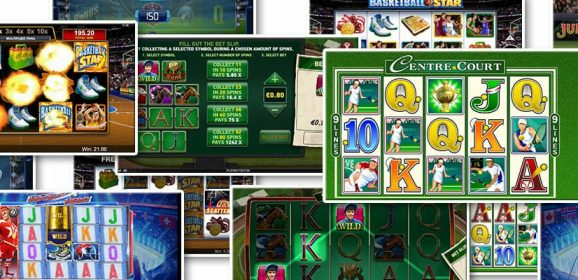 What we are playing online (19)  –  Sport-themed slot machines we couldn't miss