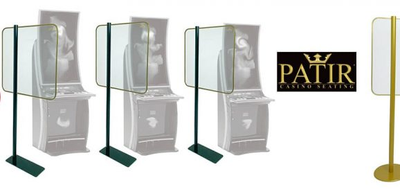 ANTI-COVID PARTITION WALLS FROM PATIR