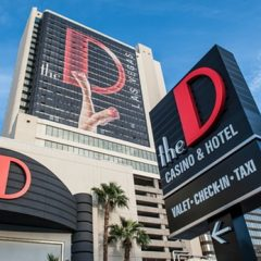 "The D Las Vegas Again Scores Most Votes in USA Today ""Best Casino"" P"