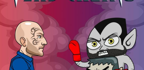 Încă o inovație Vlad Cazino: Roast Battle Vlad vs. Bordea, primul din industrie