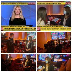Romslot comunică redeschiderea responsabilă a jocurilor de noroc din București