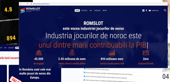 """Adevărul Despre Gambling.ro (which translates to """"the truth about gambling.ro"""") is ROMSLOT's bet to reposition itself in the eyes of journalists and the authorities."""