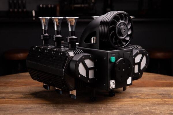 The Espresso Veloce RS Black Edition