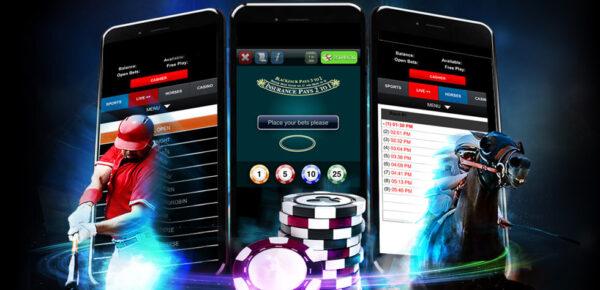 aplicațiile mobile ale caselor de pariuri