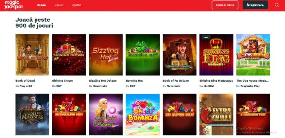 Magic Jackpot launches online gaming in Romania with GiG