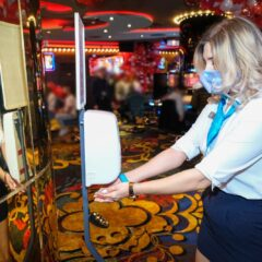 GAME WORLD HALLS ARE THE FIRST IN THE GAMBLING INDUSTRY TO OBTAIN DEKRA CERTIFICATION FOR SAFETY IN PREVENTING SARS-COV-2 INFECTION