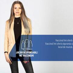 """Industria își unește forțele Romanian Bookmakers, Rombet și Romslot lansează campania """"Jucăm Responsabil! Ne vaccinăm"""""""