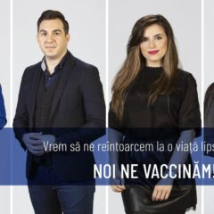 Prima campanie pro-vaccinare a mediului economic privat din România.  Industria jocurilor de noroc se implică în popularizarea campaniei naționale de vaccinare împotriva Covid-19