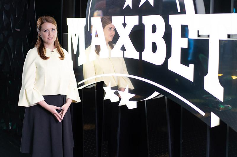 Ioana Bazavan, director general al MaxBet România
