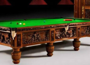 The most expensive pool tables in the world