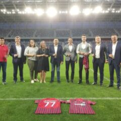 Get's Bet este noul sponsor principal al clubului de fotbal Steaua București