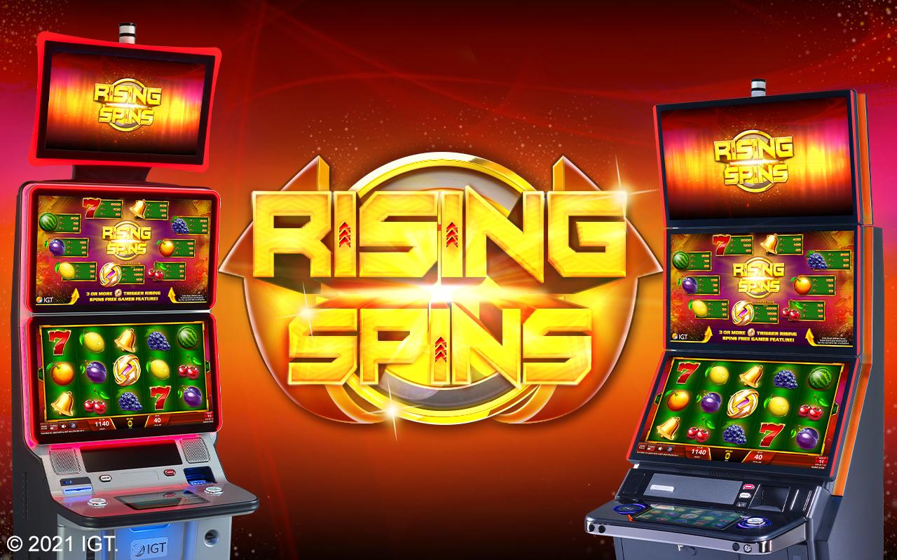 Rising Spins