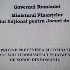 (Română) Astăzi s-au publicat Instrucțiunile (Normele) privind aplicarea Legii nr. 129/2019 în domeniul jocurilor de noroc