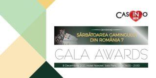SĂRBĂTOAREA GAMINGULUI DIN ROMÂNIA 7 – CASINO INSIDE GALA AWARDS